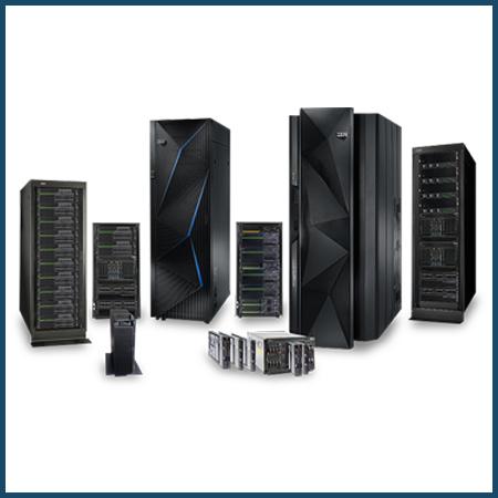 Serveurs IBM Wintel